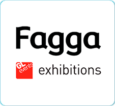Logotipo Fagga GL Events