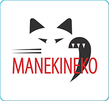 Logotipo Manekineko